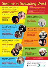 Poster - Alle Veranstaltungen