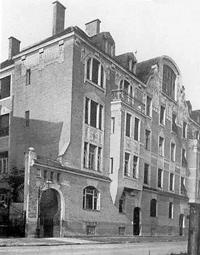 Geschichte: Doppelwohnhaus